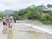 Typhoon Kalmaegi wrecks havoc in northern Vietnam