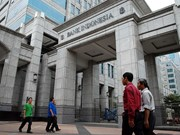 Indonesia's foreign debts increase to 290.6 billion USD