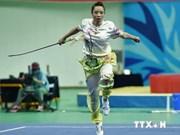 First ASIAD-17 gold won by female Wushu athlete