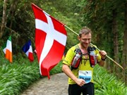 Danish runner races to victory in Sapa mountain marathon