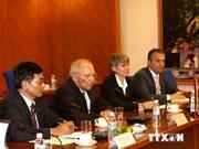 German financial support essential for Vietnam's development: minister