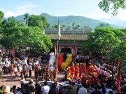 Truong Ba Temple Festival in Quang Ngai