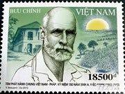Doctor Yersin - Honourary citizen of Vietnam