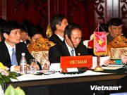 ASEAN Energy Ministers' Meeting opens in Laos