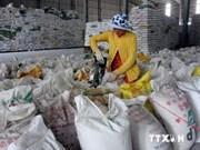 Mekong Delta meets 64.2 percent of annual rice export target