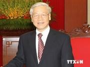 Party leader hails Vietnam-RoK relationship