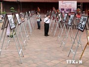 Art performances salute capital's Liberation Day