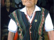 Ethnic M' Nong recognised as nation's oldest man