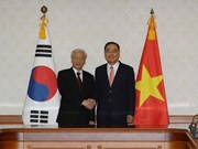 Vietnam, RoK agree to conclude FTA negotiations this year