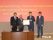 Vietnam welcomes RoK investors: Party leader