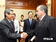 HCM City leader welcomes Cuban news agency delegation