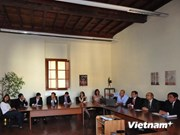 Rome willing to share preservation experience with Hanoi