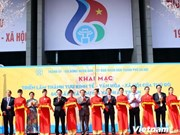 Hanoi shows off 60 years worth of achievements