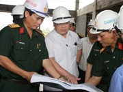 Deputy PM calls for faster progress on disaster centre