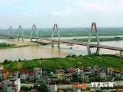 Nhat Tan Bridge – A symbol of Vietnam-Japan friendship