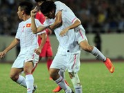 Vietnamese football team ready for U19 competition