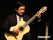 Vietnamese folk songs performed in Berlin