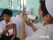 Free measles-rubella shots given to 757,000 children