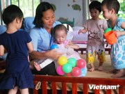 UNICEF vows further support for Vietnam's childcare