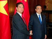PM Nguyen Tan Dung meets with Chinese, Japanese counterparts