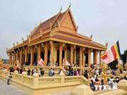 Hanoi celebrates Theravada Buddhists' robe-offering festival