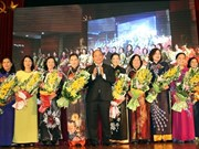 Vietnam Association of Women Entrepreneurs makes debut