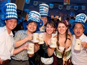 Imported brews, grub at Hanoi's Oktoberfest