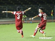 Vietnam beat Singapore at U21 int'l football tournament