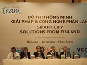 Vietnam - potential partner for Finland in smart city building