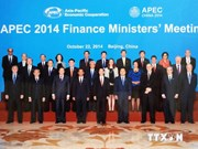 Vietnam active at APEC finance ministers' meeting