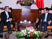 Vietnam, Japan hold fifth Strategic Partnership Dialogue