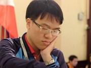 Grandmaster Le Quang Liem ranks second at Spice Cup