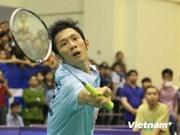 Badminton: Vietnamese player back in world top 20
