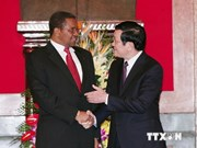 Tanzania ready to be gateway for Vietnamese goods
