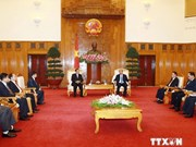 Deputy PM welcomes Lao News Agency delegation
