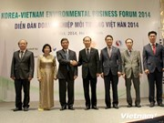 Vietnam, RoK boost environmental partnership