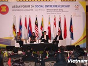 Vietnam attends ASEAN Forum on Social Entrepreneurship
