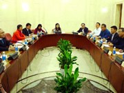 Vietnamese press delegation visits Chinese city of Chongqing