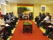 Vietnam is top investor in Laos