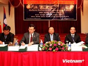 Conference discusses Vietnam-Laos border line
