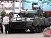 Vietnam attends int'l defence exhibition in Indonesia