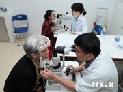 Hanoi: 10,000 people to be screened for visual impairment