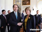 VN, France collaborate to combat crime