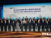 APEC ministers agree to foster regional connection