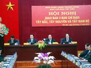Regional steering committees focus on religious security
