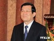 President arrives in Beijing for APEC summit