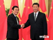 Vietnam, China share ways to deepen ties