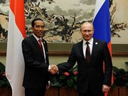 Indonesia fosters ties with US, Russia and Japan at APEC Forum