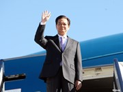 PM leaves for 25th ASEAN Summit in Myanmar