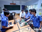 Vietnam - Germany vocational education project scrutinised